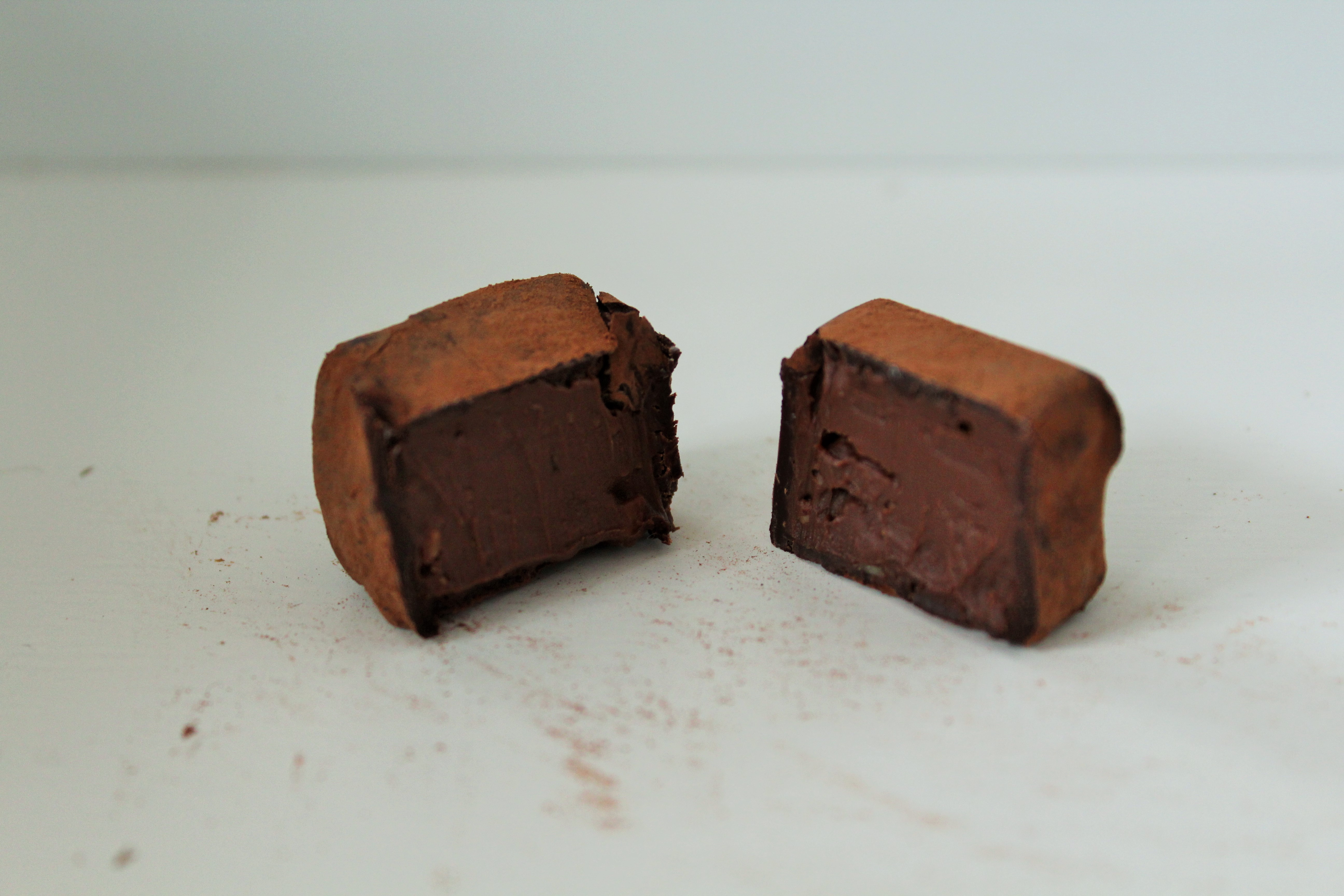 booja booja and dark sugars chocolates