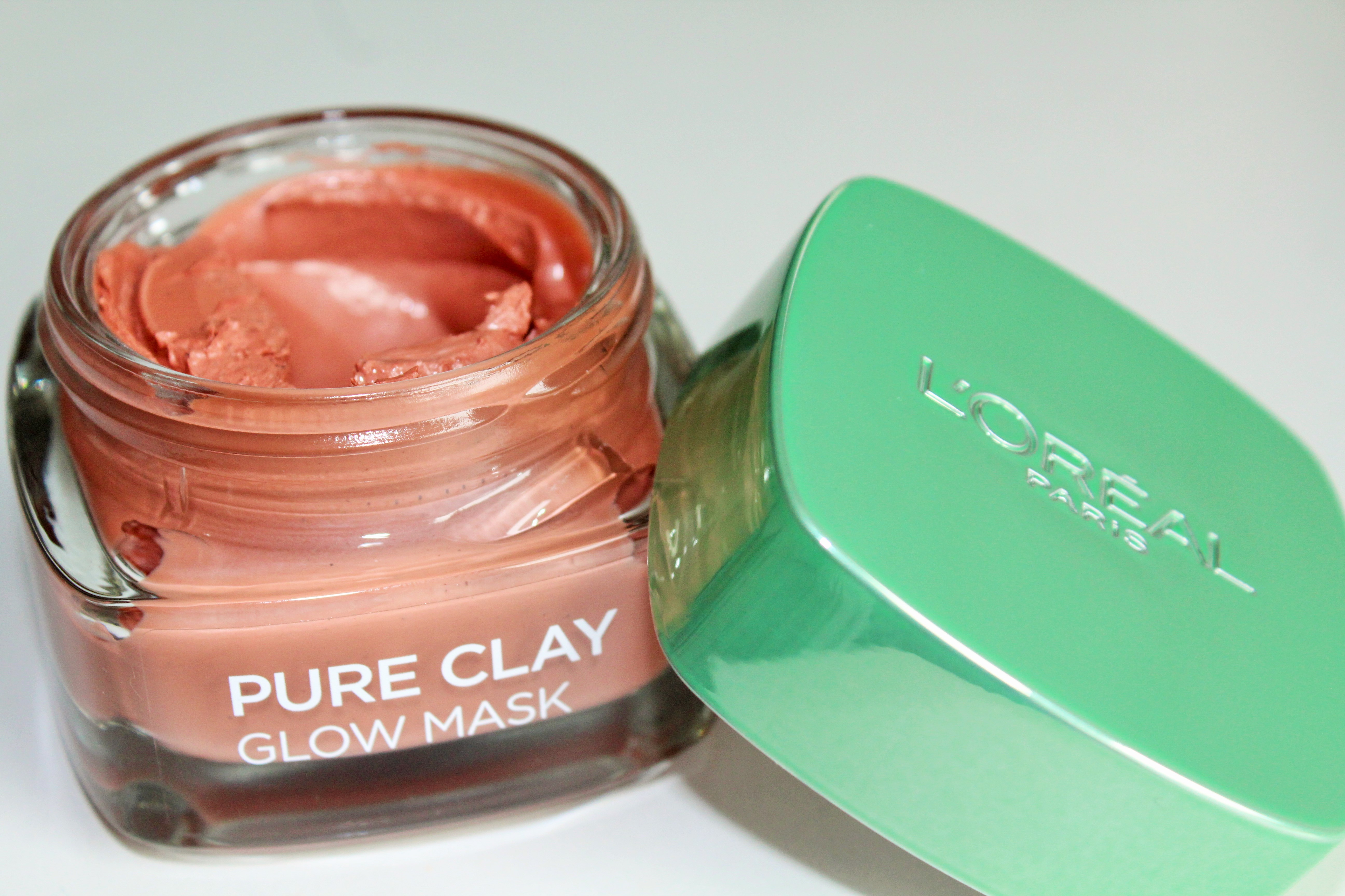 Glow Mask Pure Clay