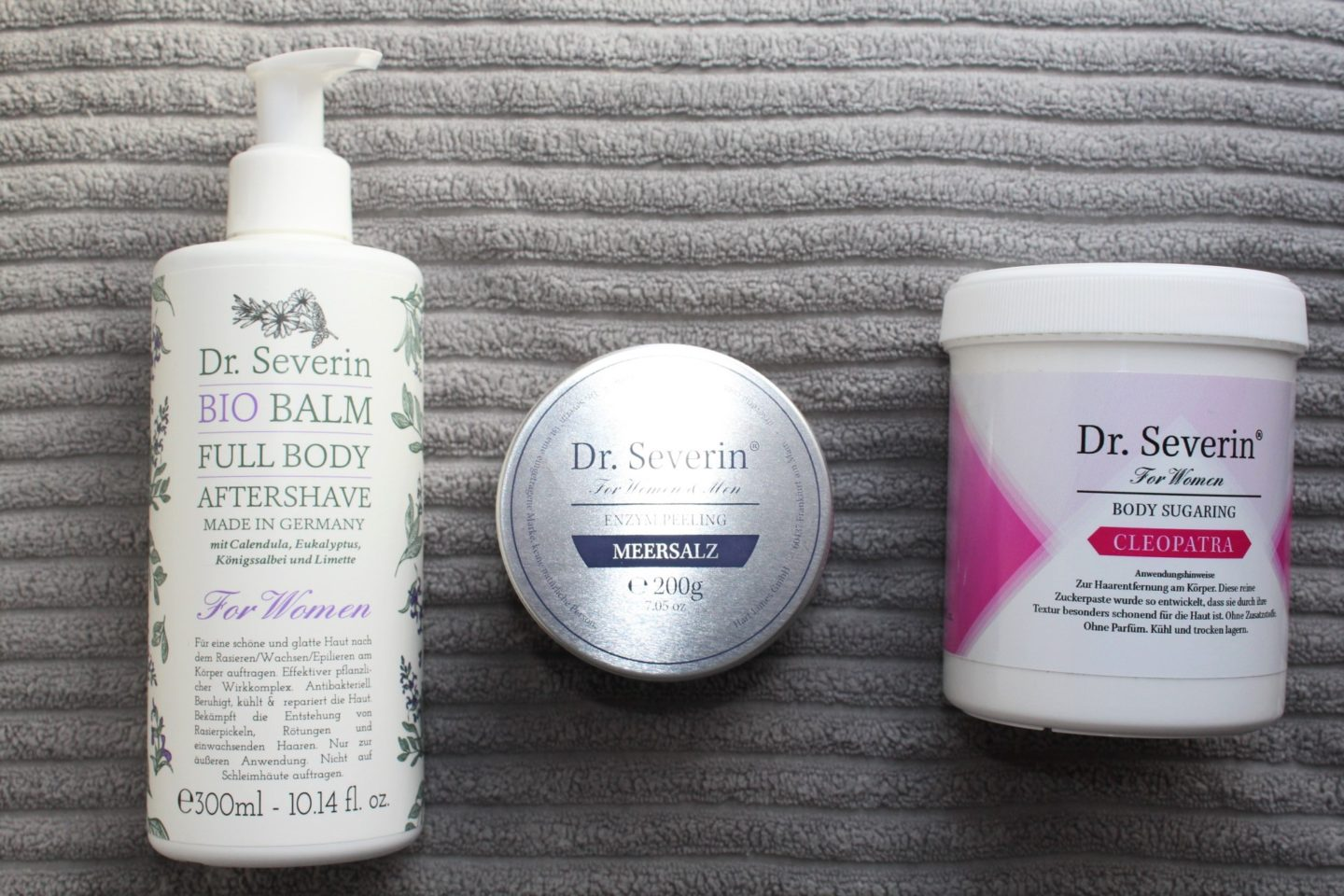 Perfect Smooth Glowly Skin   Dr. Severin