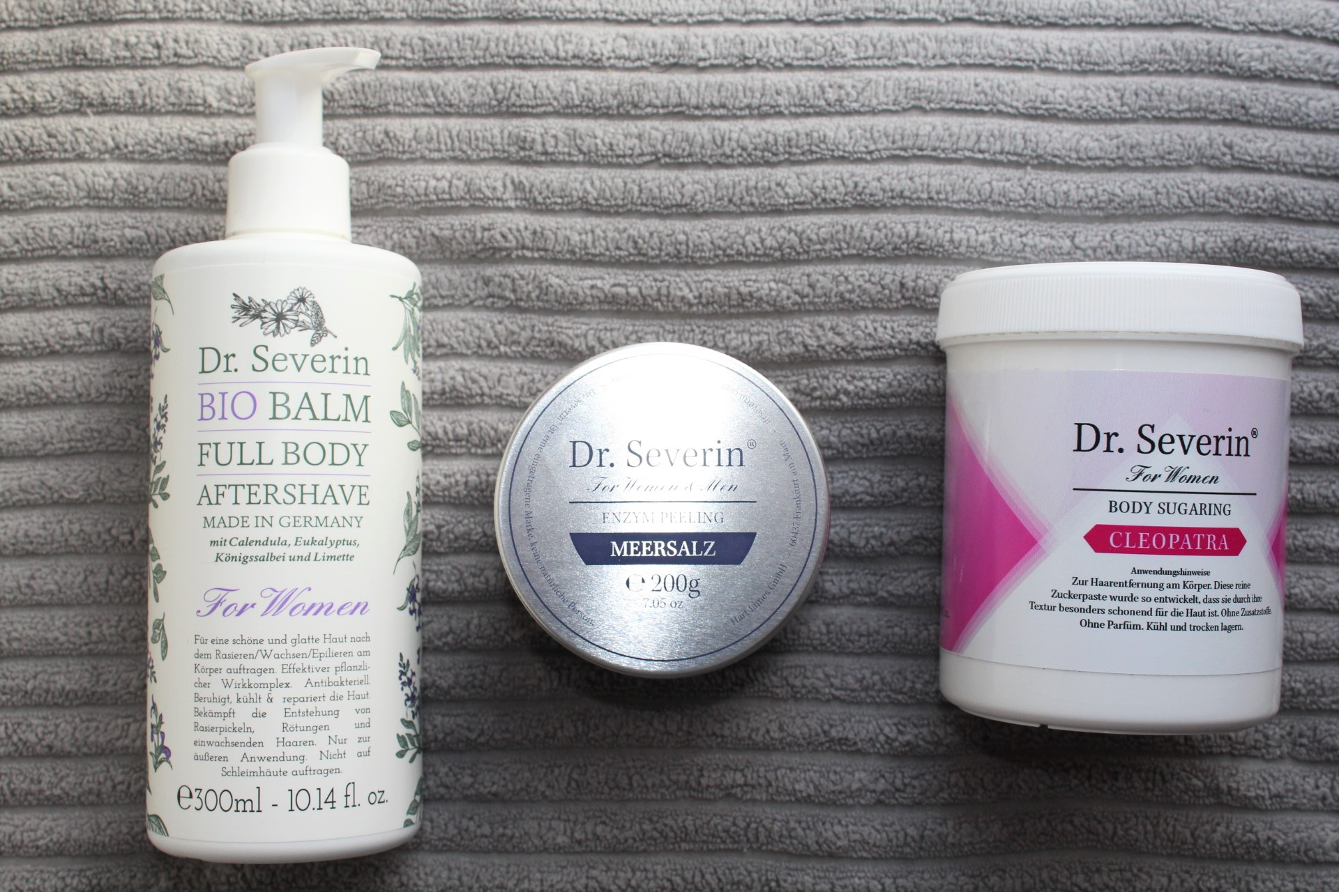 Perfect Smooth Glowly Skin | Dr. Severin