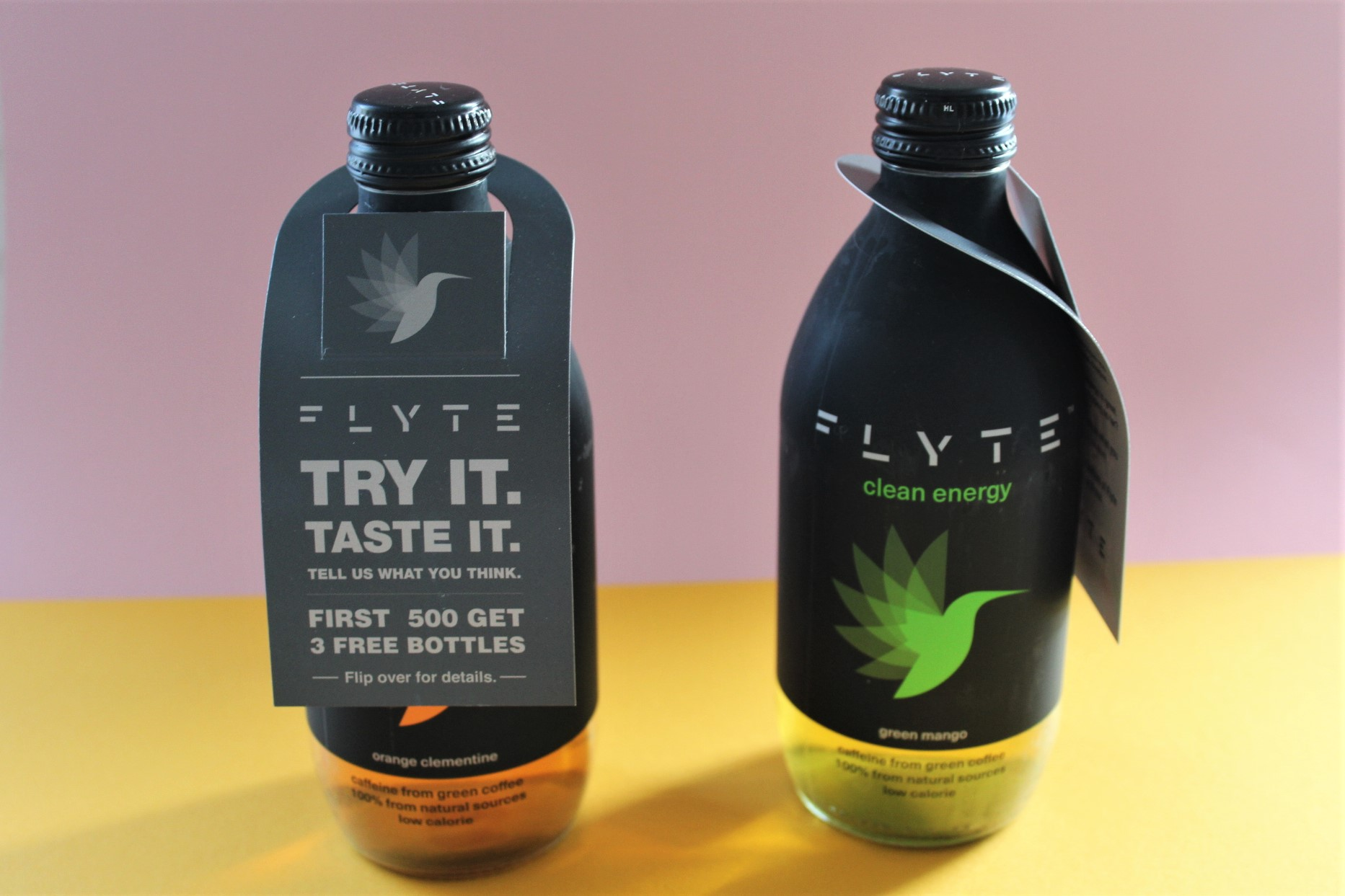 Flyte | A Kick of Energy