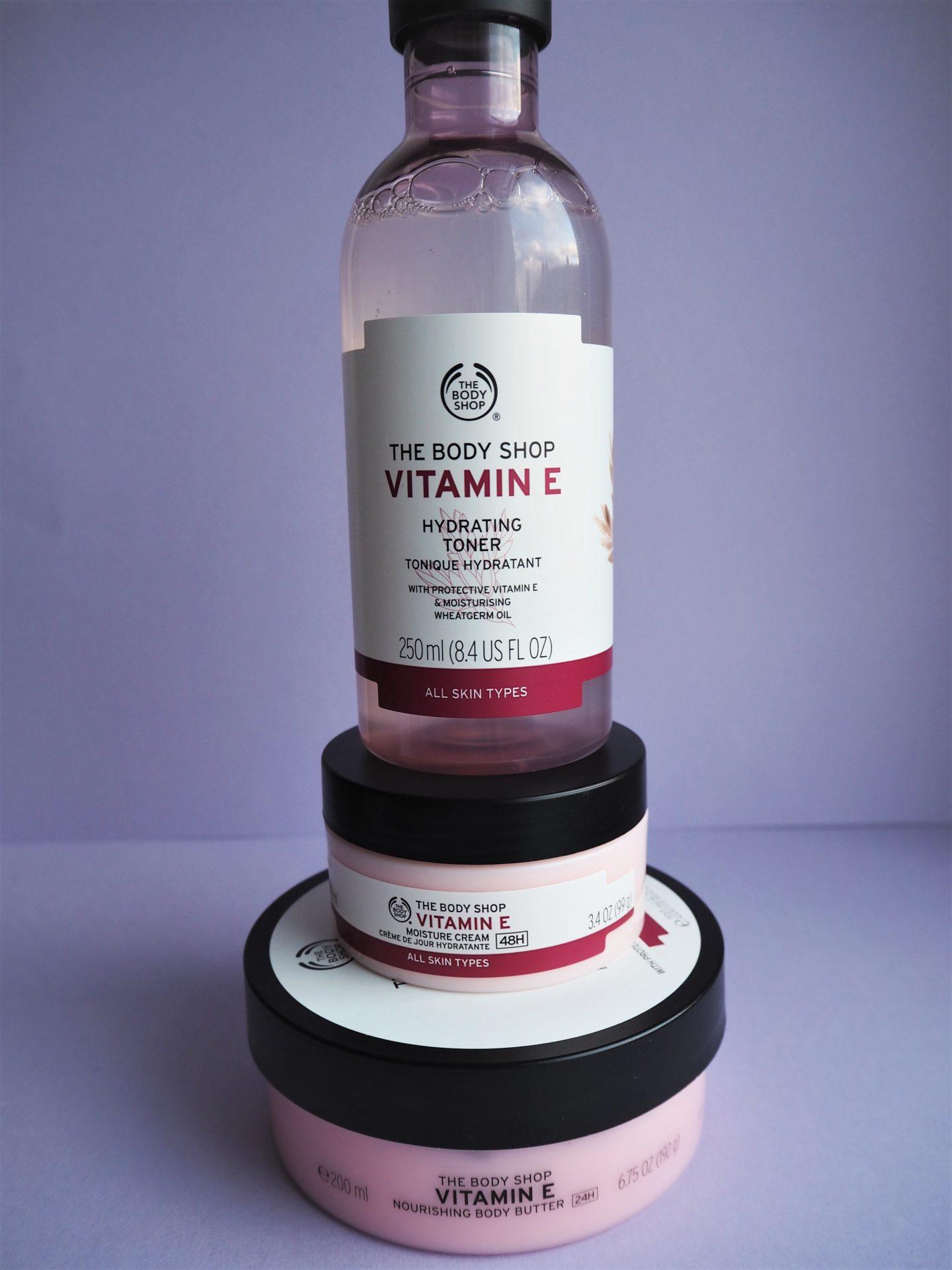 The Vitamin E Range | The Body Shop