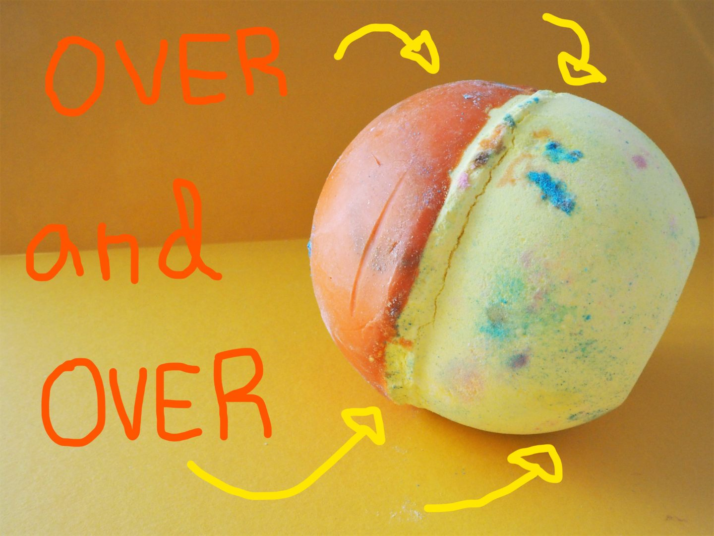 Lush soaps for spring