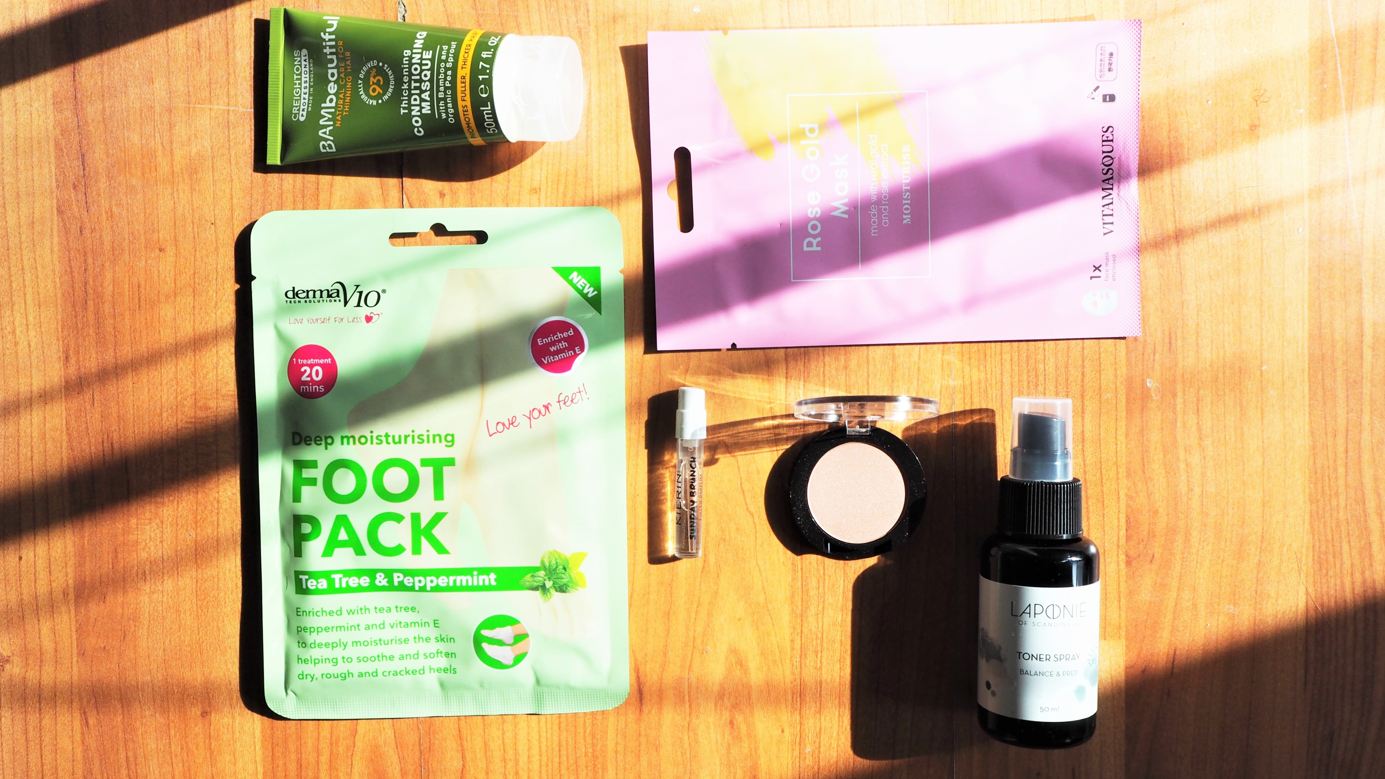 vegan and cruelty free beauty products