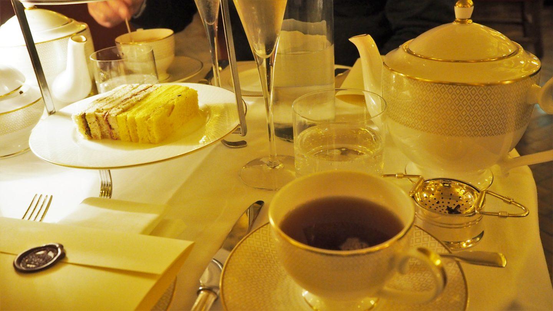 afternoon tea hotel cafe royal