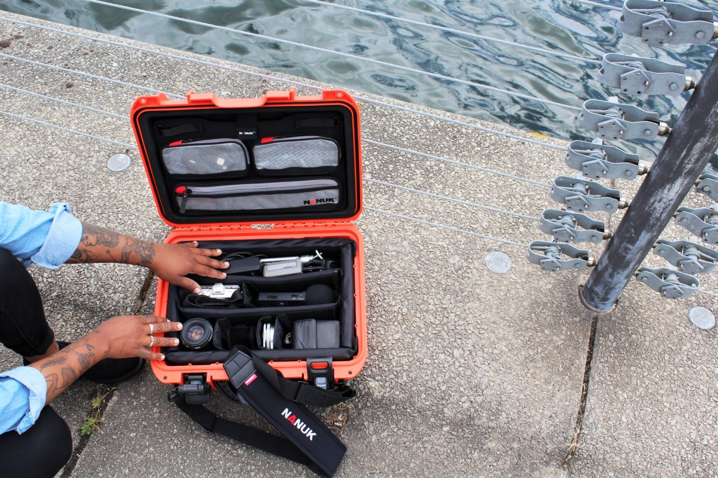 NANUK Camera Case, Professional | Resilient 101