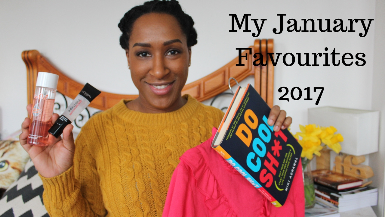My January Favourites 2017 | Video