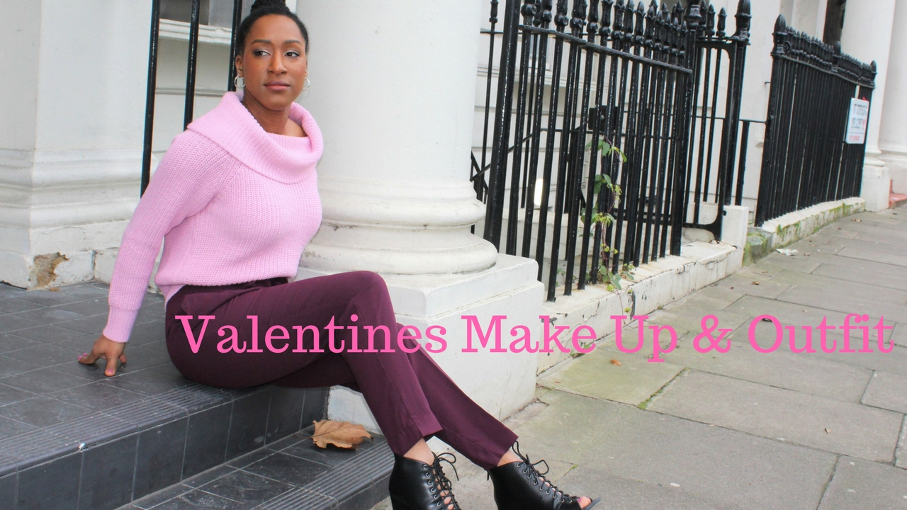 Valentines Make Up & Outfit | Video