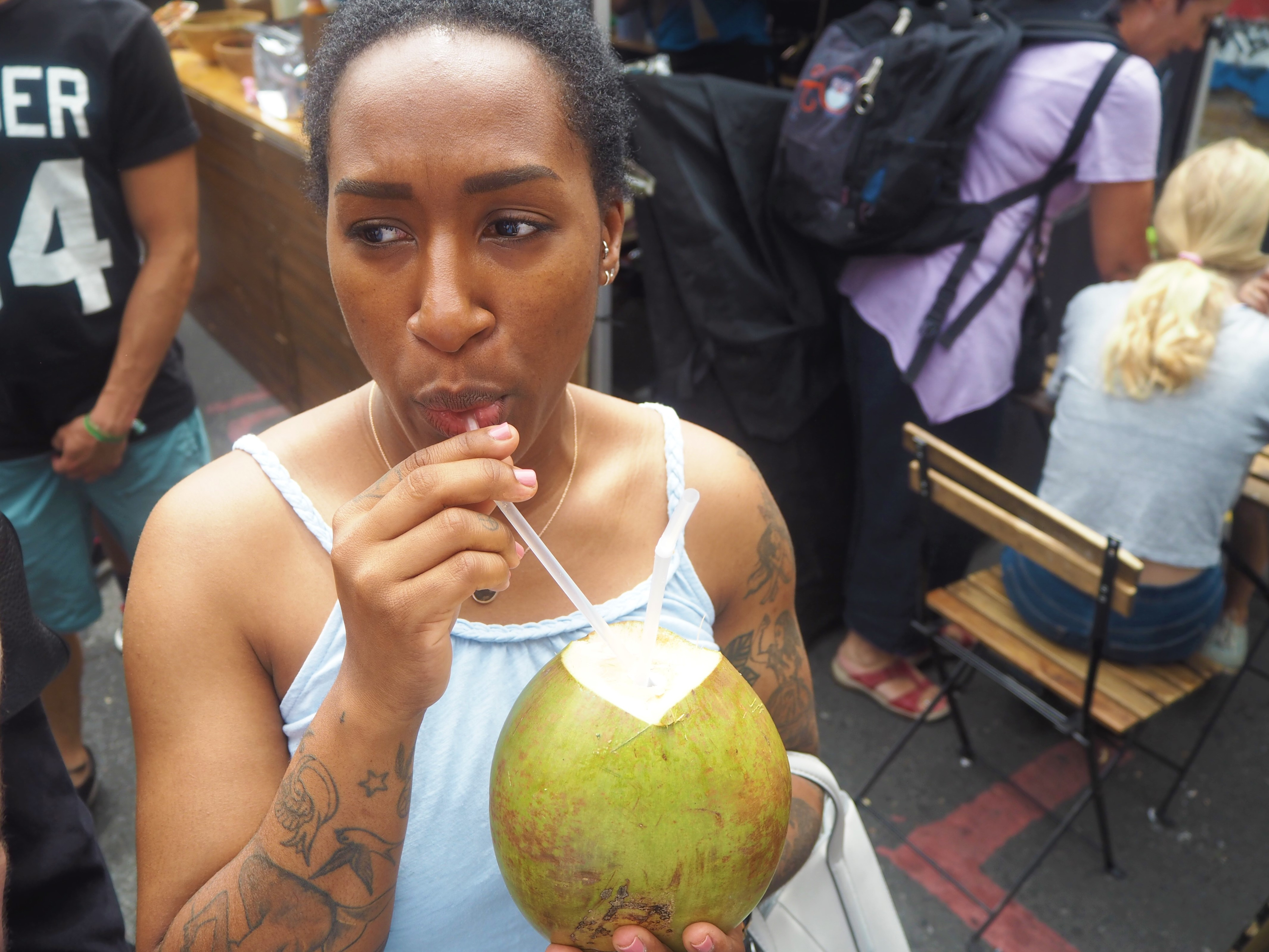 Coconuts   The Benefits